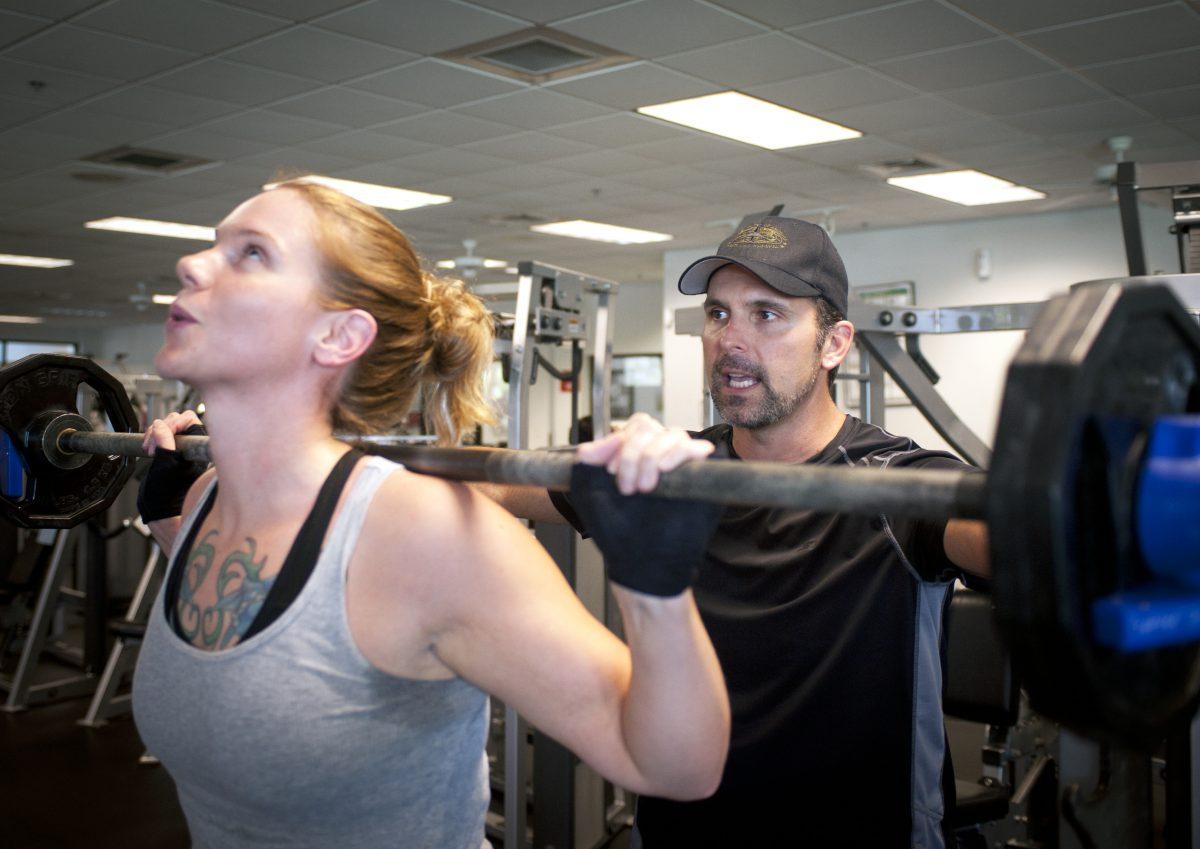 Fitnesstrainer Eindhoven